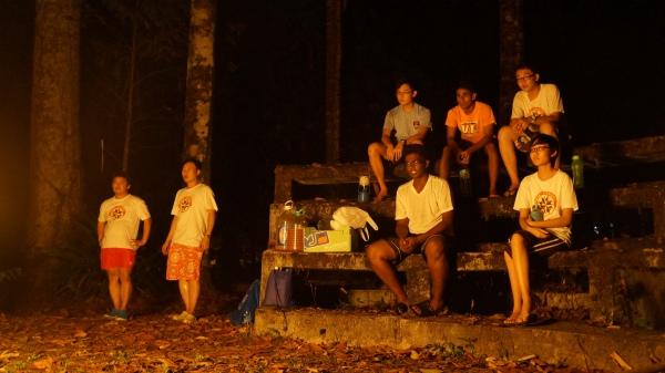 14 listening to campfire devotion 1