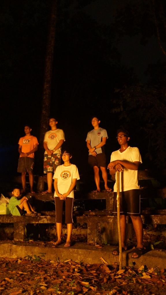 15 listening to campfire devotion 2