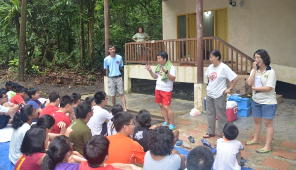 21 final lesson of the camp