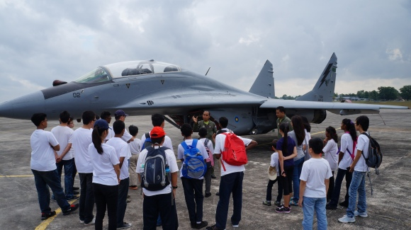 briefing of mig-29