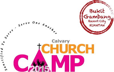 Church Camp RR Annual 2015