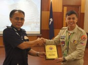 Commander Soong and ACP Firdaus